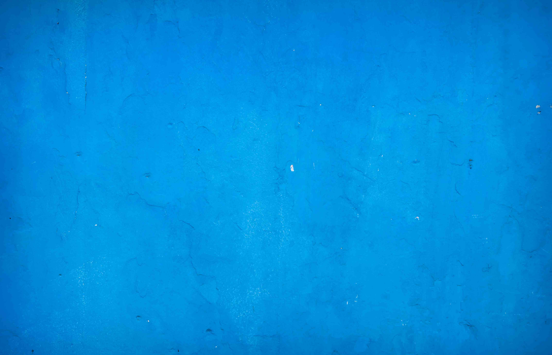 Blue Paint Texture Background